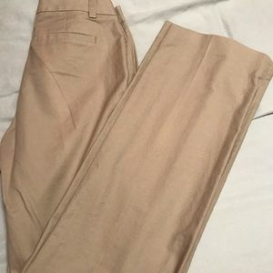 Banana Republic Martin Fit Pants, Size 0 Regular